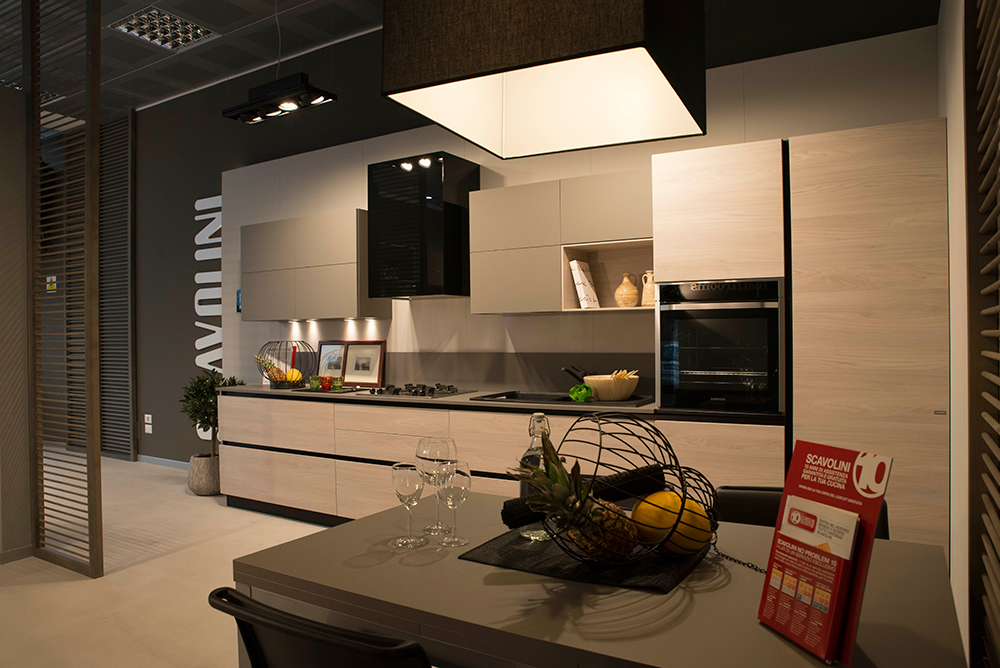 Scavolini Store Bari - Showroom
